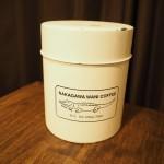 中川ワニさんのコーヒー缶