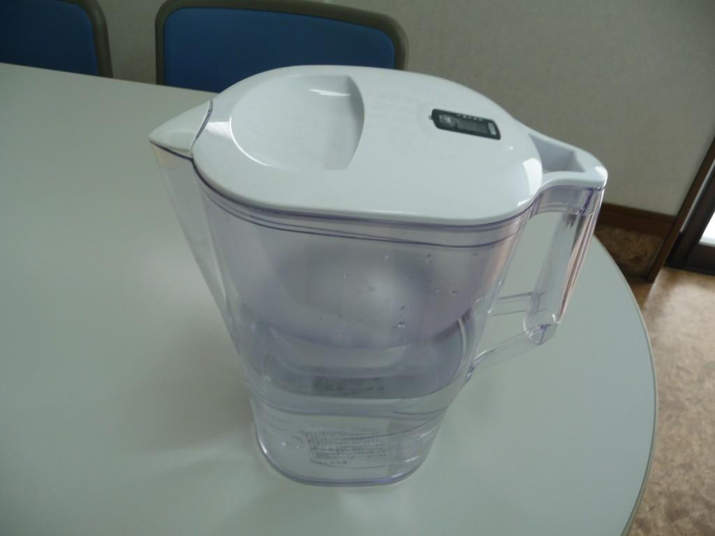 ポット型浄水器BRITA