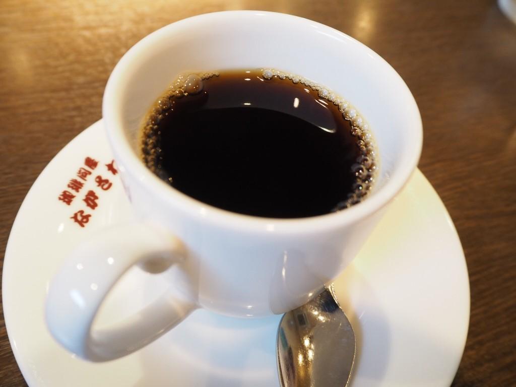 甘みが特徴のコーヒーです