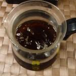 アイスコーヒーをペーパードリップで淹れてみました