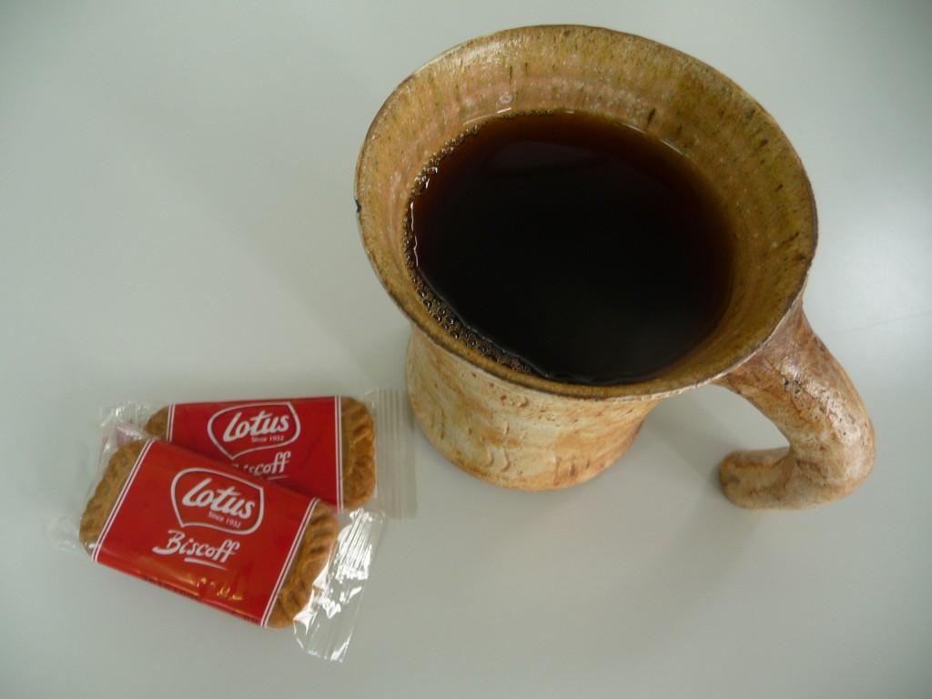 コーヒーのお供に