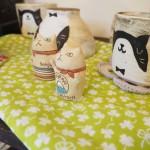 埼玉県鳩山町、豆ねこでコーヒー豆をゲット