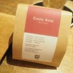 オニバスコーヒーで購入のコスタリカを味わう