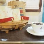 お土産に鎌倉小町通「イワタコーヒー」の豆を頂きました